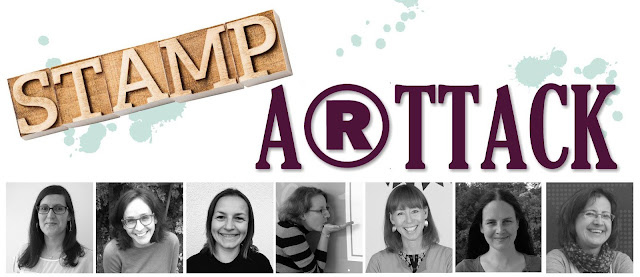 Stampin' Up! rosa Mädchen Kulmbach: Stamp A(r)ttack Blog Hop Team