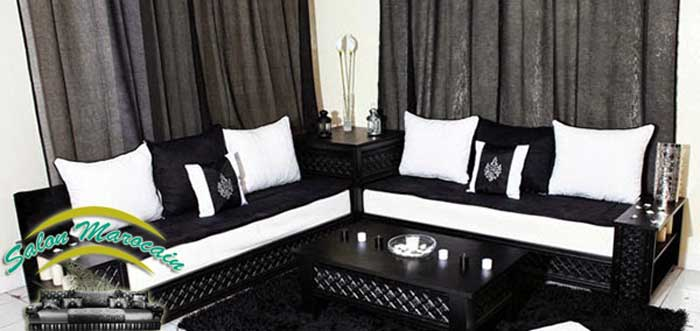 boutique salon marocain 2018 2019 coin salon marocain. Black Bedroom Furniture Sets. Home Design Ideas