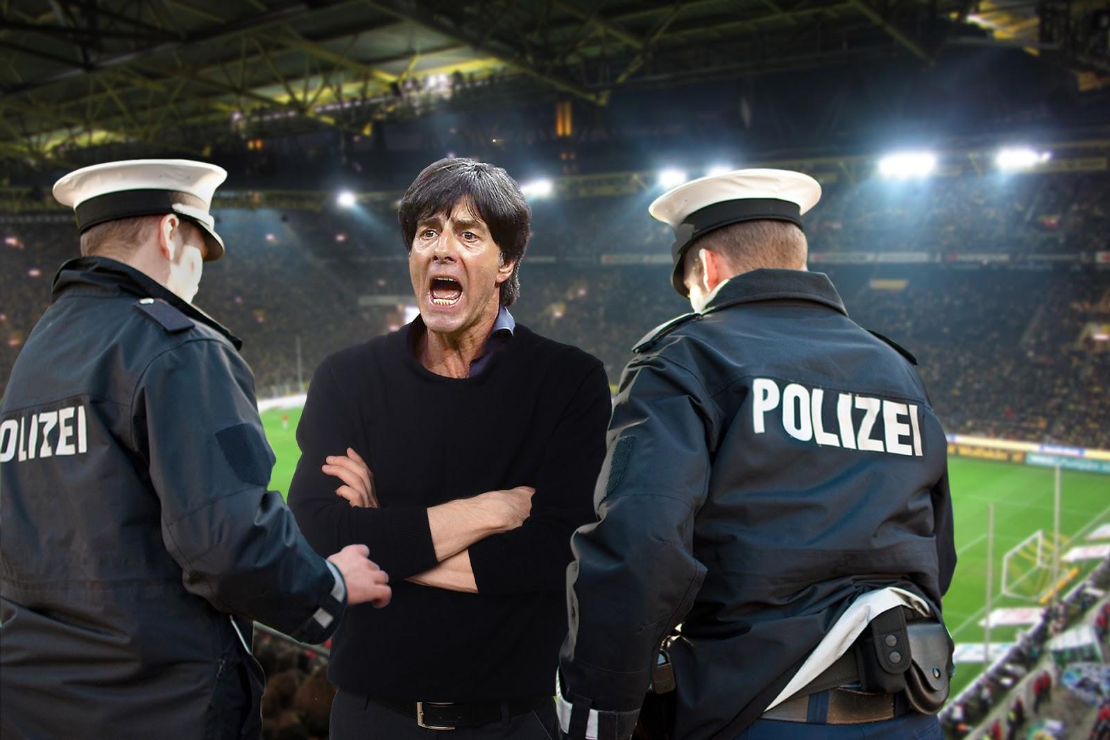verhaften