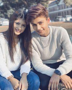 Arishfa khan with his boyfriend