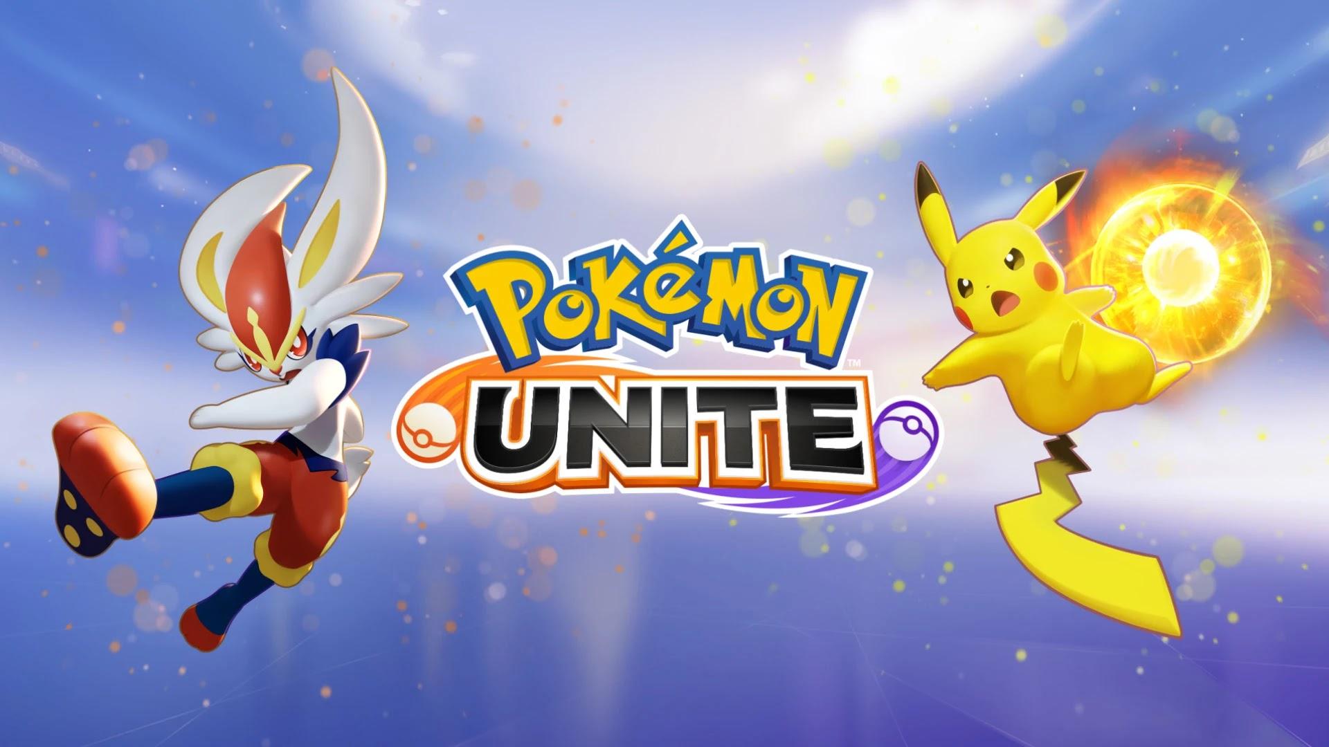 POKÉMON ANNOUNCES NINTENDO SWITCH LAUNCH DATE FOR Pokémon UNITE