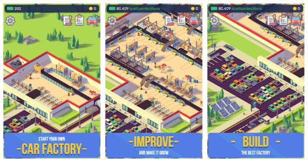 Car Industry Tycoon Mod Apk