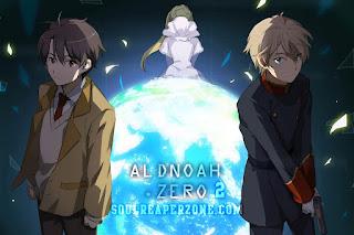 Aldnoah Zero S2 Batch Subtitle Indonesia