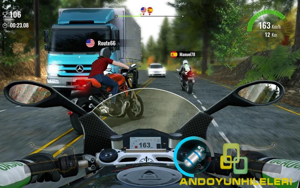Moto Traffic Race 2 Para Hileli APK