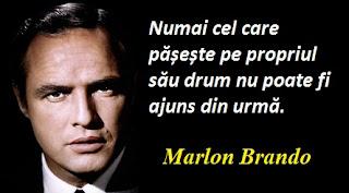 Citatul zilei: 3 aprilie - Marlon Brando