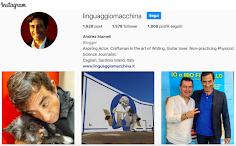 Instagram linguaggiomacchina