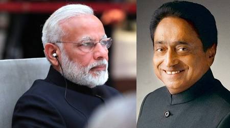 Image result for कमलनाथ मोदी