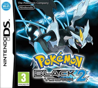 Pokémon Negro 2, NDS, Español, Mega, Mediafire