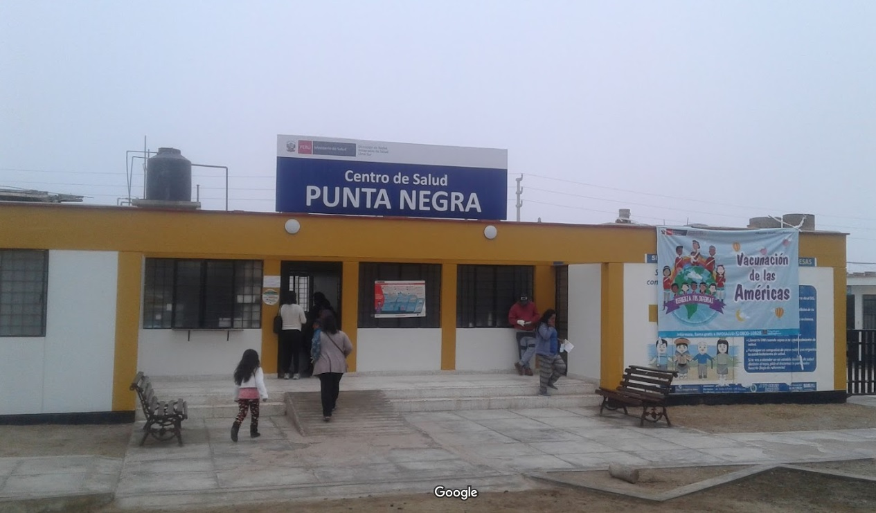 Centro de Salud Punta Negra