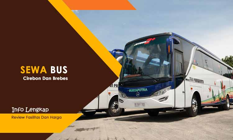 Sewa Bus Pariwisata Cirebon Dan Brebes - Daftar PO. BUS Update