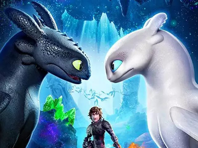 Top Action Movies of 2019-How to Train Your Dragon: The Hidden World