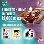 BookXcess Menderma 13,000 Buku Kepada Golongan Yang Memerlukan Bersempena Ulang Tahunnya Yang Ke-13