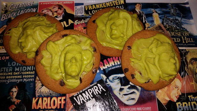 I'm Melting! Wicked Witch Cookie Mold- Tanya Ruffin for Amazing Casting Products