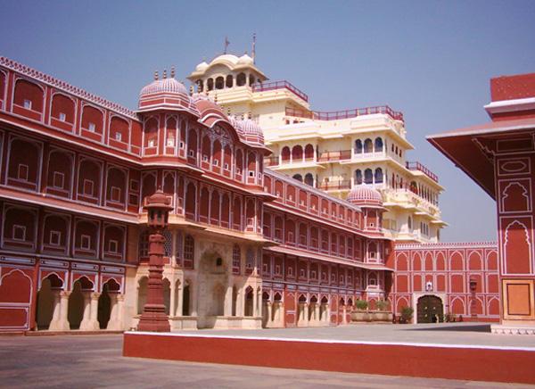 City palace, jaipur,rajasthan