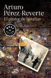 Reseña: El pintor de batallas, de Arturo Pérez-Reverte
