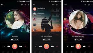 aplikasi pemutar musik di android  terbaik & gratis - online & offline- music player