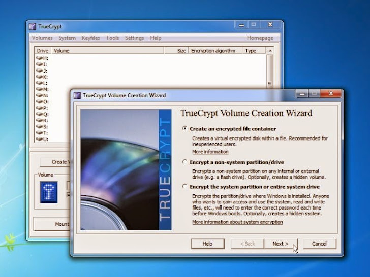 TrueCrypt is Secure; Encryption Tool cleared the First Phase of Security Audit