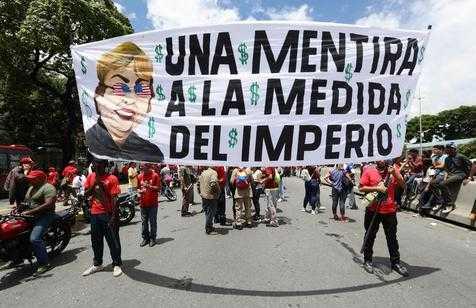 VENEZUELA responde con miles de personas en las calles al Informe fraudulento de Bachelet y una histórica victoria en la ONU