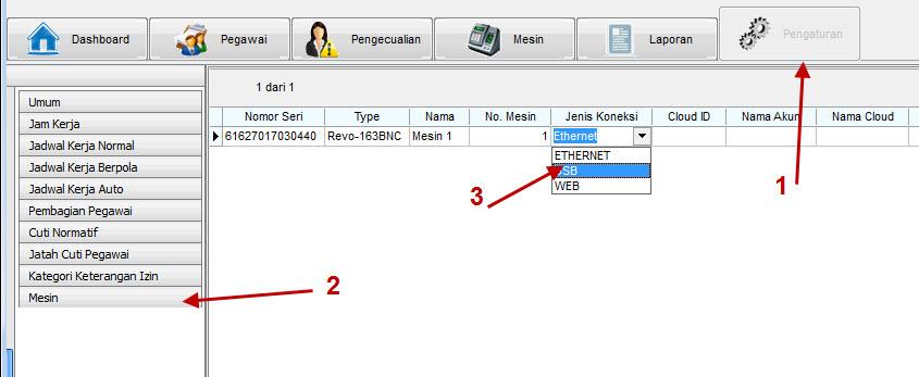 Cara Mengambil Data Dari Fingerprint Ke Flashdisk