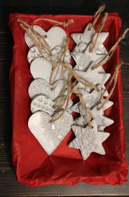 Joulukoriste soodataikinasta