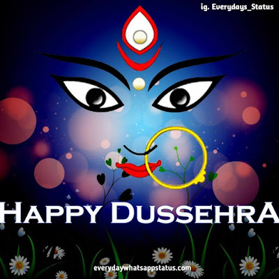 dussehra images | Everyday Whatsapp Status | Unique 20+ Dusshera Images with Wishes in English