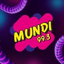 Ouvir agora Rádio Mundi FM 99,3 - Ponta Grossa / PR