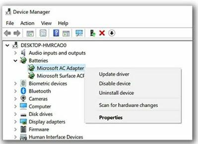 Cara Mengatasi Laptop Blue Screen Windows 10