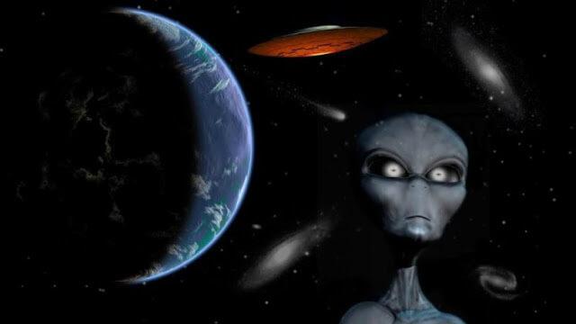 Ρώσος κοσμοναύτης τι αποκαλύπτει για τους εξωγήινους!