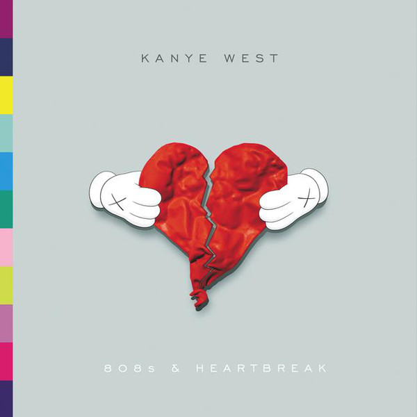 Kanye West - 808s & Heartbreak (Bonus Video Version) Cover