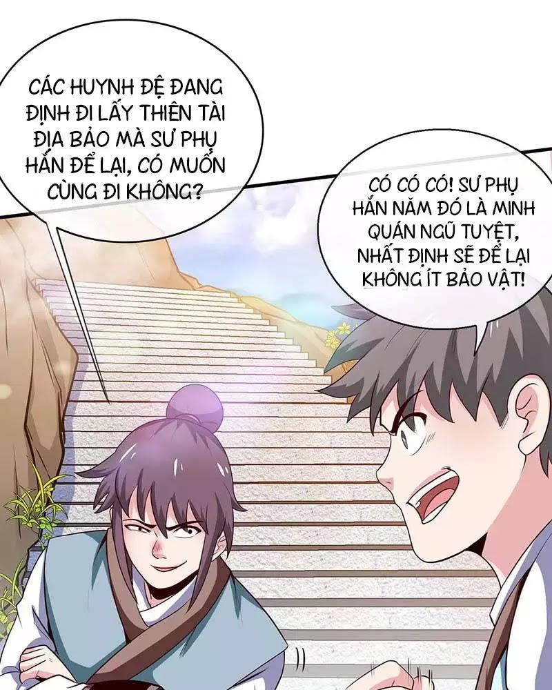 Võ Hồn Tuyệt Thế chap 1 - Trang 35