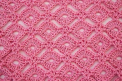 2 - Crochet IMAGEN Puntada de circilos para blusas y jarseys a crochet y ganchillo. MAJOVEL CROCHET