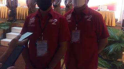 Joune Ganda-Kevin Lotulung Resmi di Tetapkan KPU Sebagai Bupati dan Wakil Bupati Minut Terpilih
