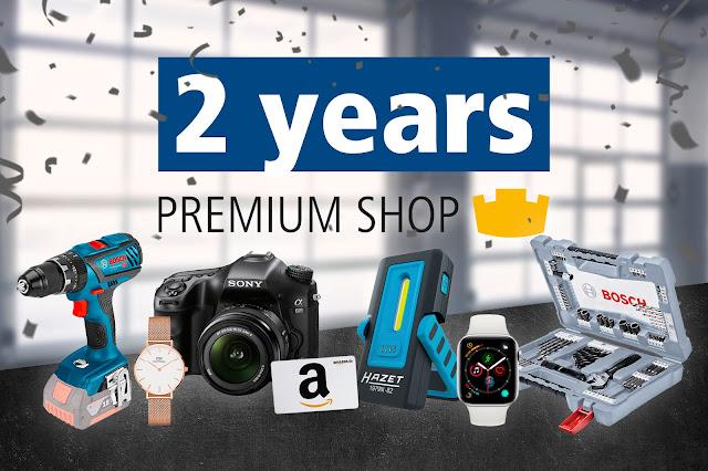 DT Spare Parts Premium Shop festeggia due anni di attività