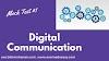 Polytechnic lecturer Mock Test  DigitalCommunication quiz
