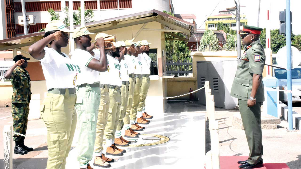 Image result for NYSC Arrests 95 Graduates With Fake Certificates