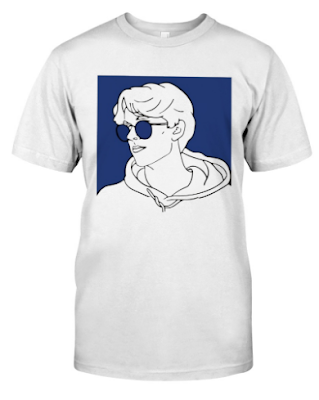 Samuel Jefferson andrews merch tiktok shopify merchandise. GET IT HERE