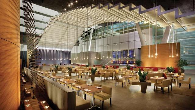 Restaurante barMasa em Las Vegas