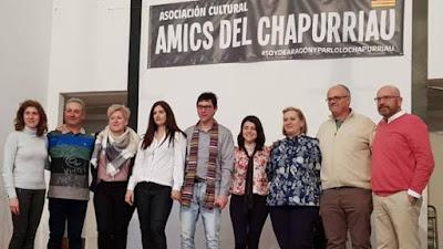 ABC España, Aragón, chapurriau, lengua maña