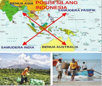 Penyebab keragaman bangsa Indonesia