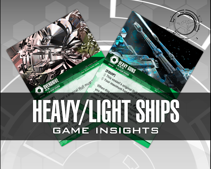 Insight: Heavy vs Light ships