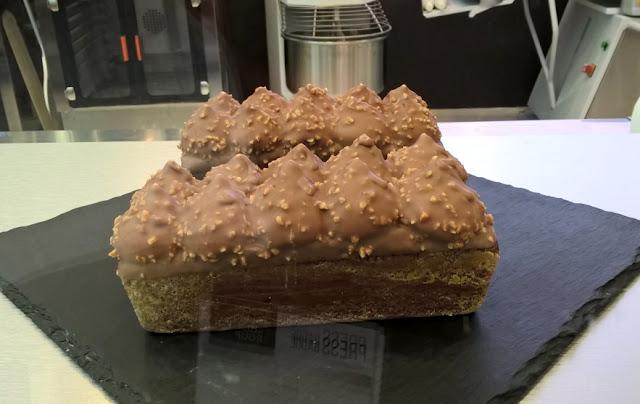 Cake alla banana e arachidi di Maurizio Santin