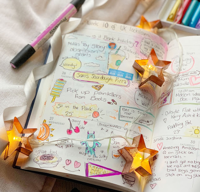 papier-personalised-diary-journalling-lockdown