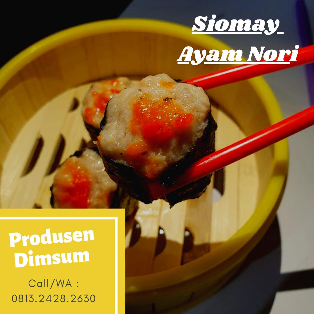 Ayam Nori - Produsen Dimsum Masgaz, Produen Diomay