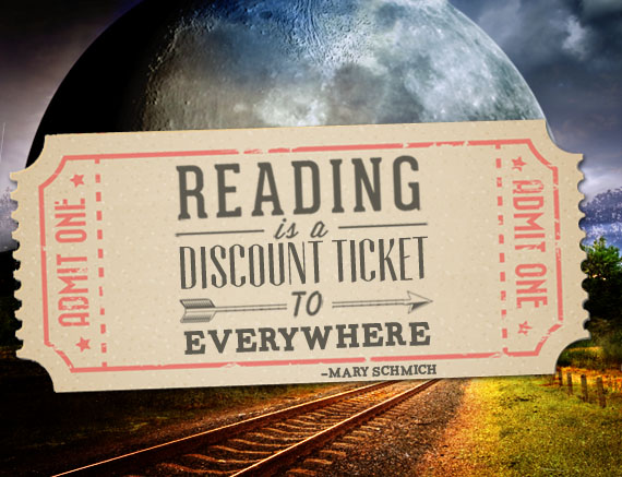 Captivated Reader: Bookish Quote Of The Day
