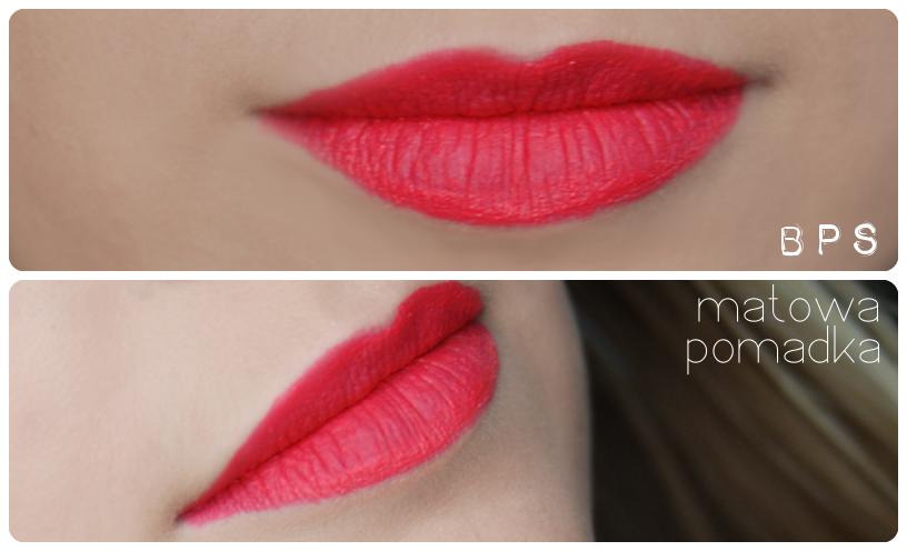 matte lipstic