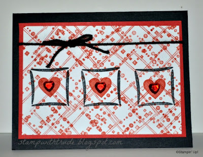 mpwithtrude.blogspot.com, Stampin' Up!, Around and About stamp set