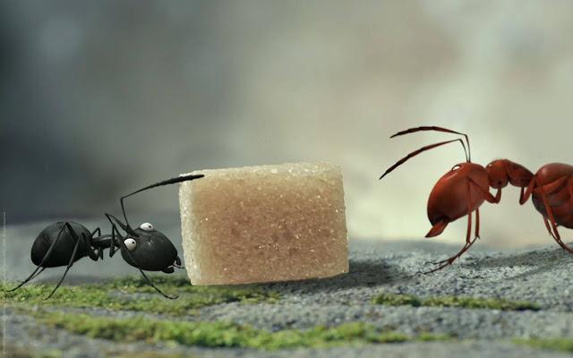 Fotograma: Minúsculos: El valle de las hormigas perdidas (2013)