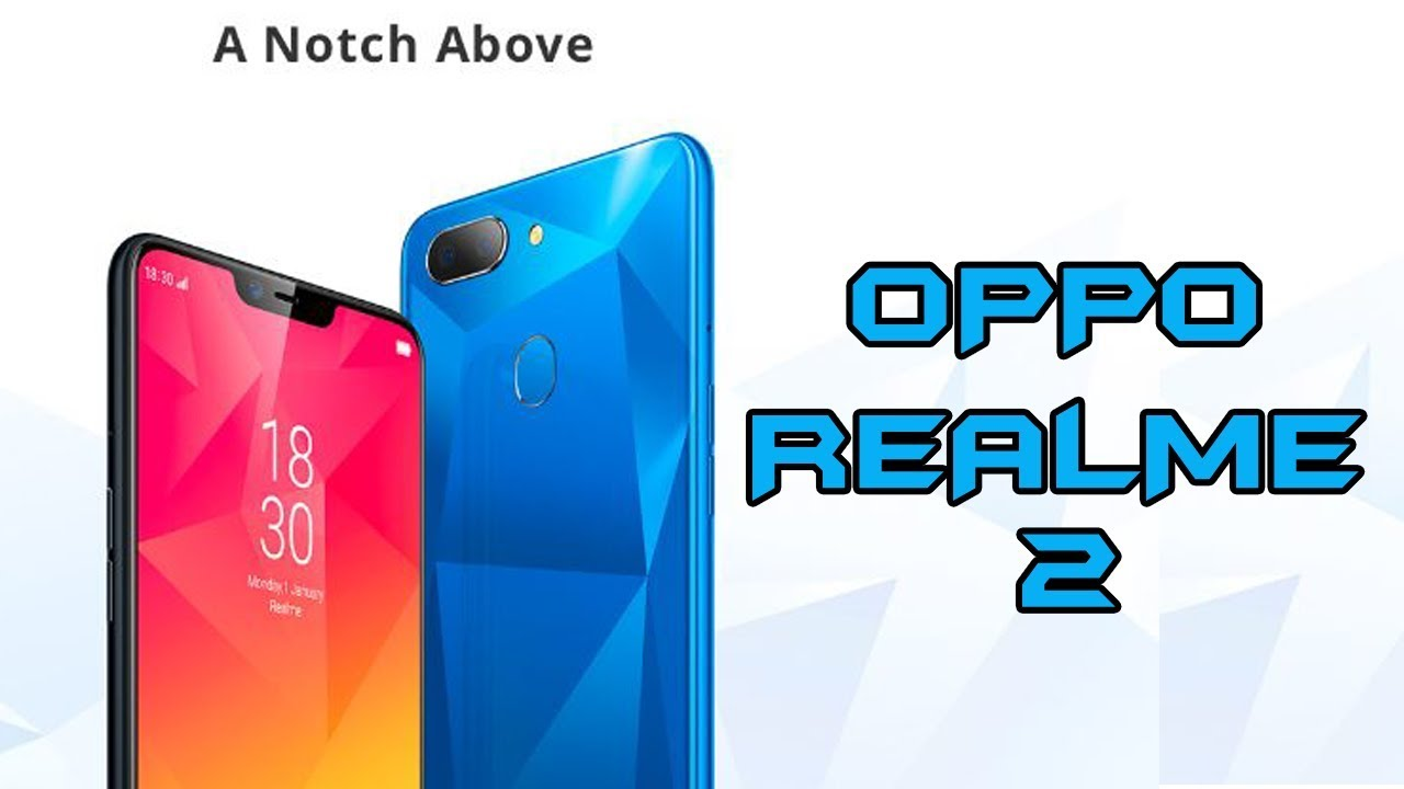 Oppo Realme 2 Leaked Specification