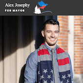 Vote Alex Josephy for Oregon City