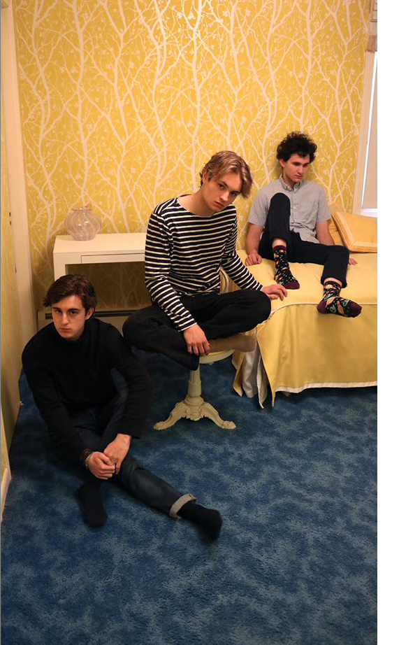 """""""Contemplation, Twilight"""" by The Brazen Youth is an emotionally bipolar track, beautifully sad, happy and complex"""
